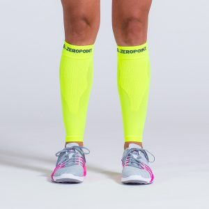 compression-calf-sleeve-neonyellow