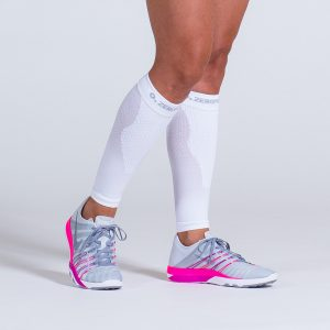 compression-calf-sleeve-white