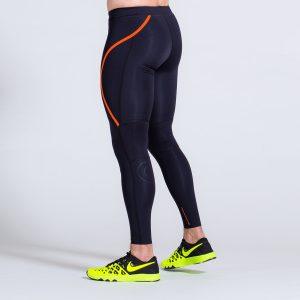 compression-tights-power-black-orange-2