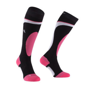 ALPINE SOCK BLACK PINK JPEG