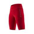 POWER COMPRESSION SHORTS RED WOMEN