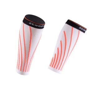 PRO RACING CALF SLEEVE DEVILS ORANGE