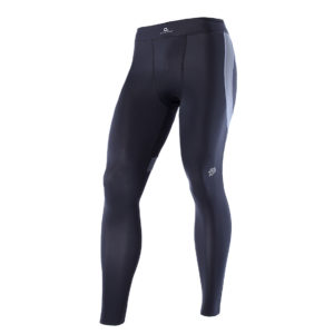 Men Athletic Tights black