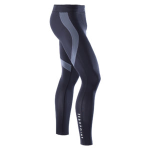 Men Athletic Tights black side