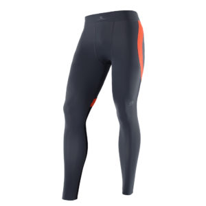 Men Athletic Tights devils orange