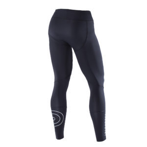 Men Performance Tights black back