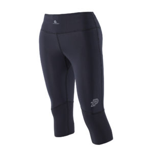 Women Athletic Compression 3-4 black