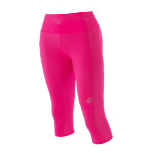 Women Athletic Compression 3-4 pink candy