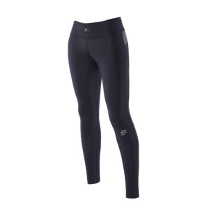 Women Athletic Compression tights black