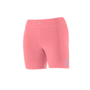 Women Athletic Shorts pink SODA