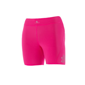 Women Athletic Shorts pink candy