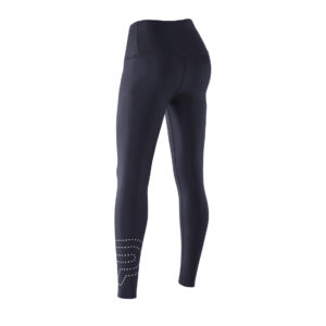 Women Performance tights black back