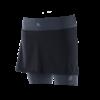 skirt black grey