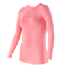 ATHLETIC COMPRESSION LS TOP W Pinksoda Diagonal
