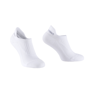 COMPRESSION SOCK ANKLE White