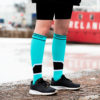 blue-compression-socks