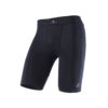 mens-black-compression-shorts
