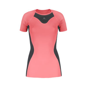 womens-pink-compression-top