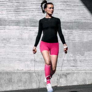 womens-pink-shorts