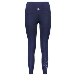PERFORMANCE COMPRESSION TIGHTS W navy front