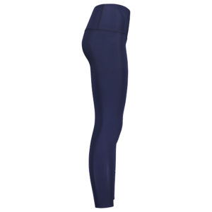 PERFORMANCE COMPRESSION TIGHTS W navy side