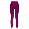 PERFORMANCE COMPRESSION TIGHTS W raspberry back