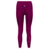 PERFORMANCE COMPRESSION TIGHTS W raspberry front