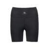 womens-black-shorts-front