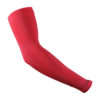 Compression Arms Sleeve-coral-lime